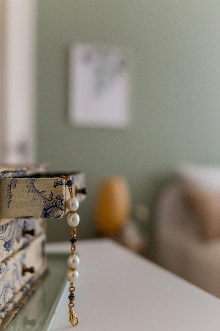 Archetipi - Home staging - Camera da letto - Particolare